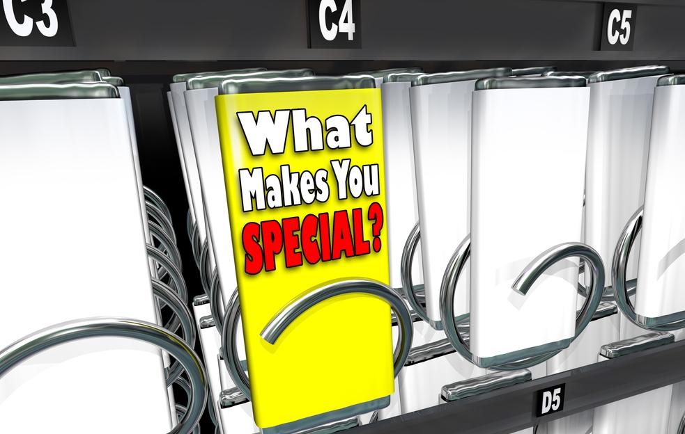 Special Vending Machine
