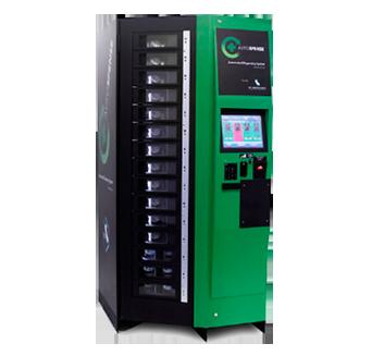 Latest Vending Technology