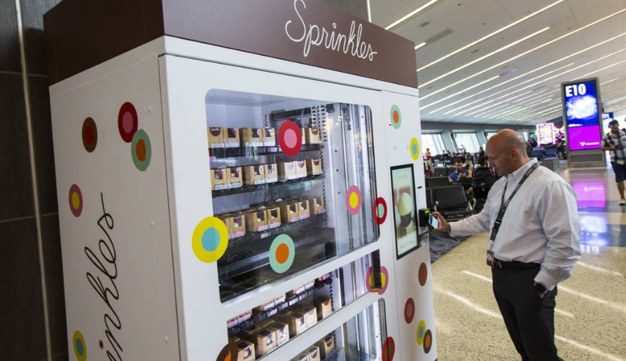 How do Cashless Vending Machines Work?